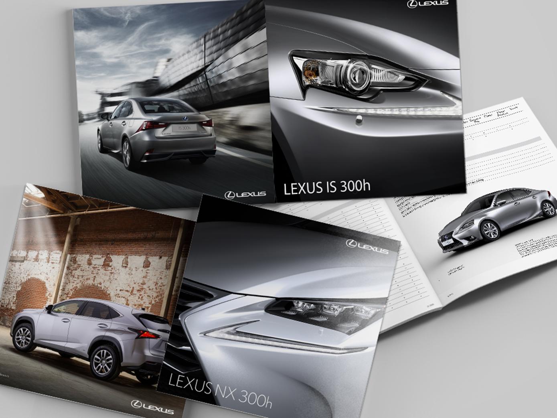 Lexus-katalozi